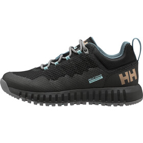 Helly Hansen Vanir Hegira HT Sko Damer, black/quiet shade/washed teal/blue tint